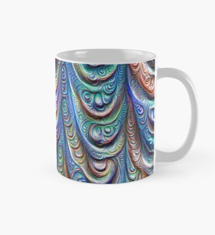 Frozen liquid Impression #DeepDream #Art Mug