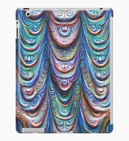 Frozen liquid Impression #DeepDream #Art iPad Case/Skin