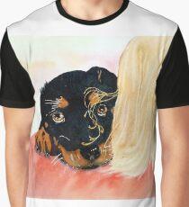 Paisley Graphic T-Shirt