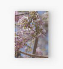 Spring time flora Hardcover Journal