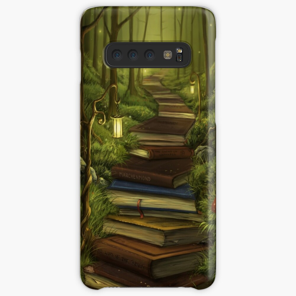 The Reader's Path Case & Skin for Samsung Galaxy