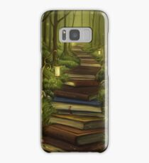 The Reader's Path Samsung Galaxy Case/Skin