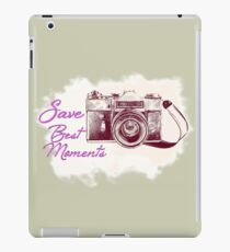 T-shirts And Hoodies For Photographers iPad Case/Skin
