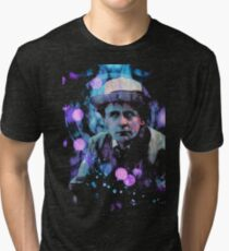 The Seventh Doctor Tri-blend T-Shirt