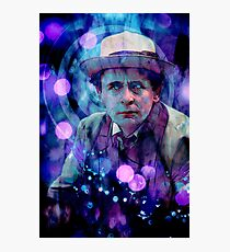 The Seventh Doctor Photographic Print