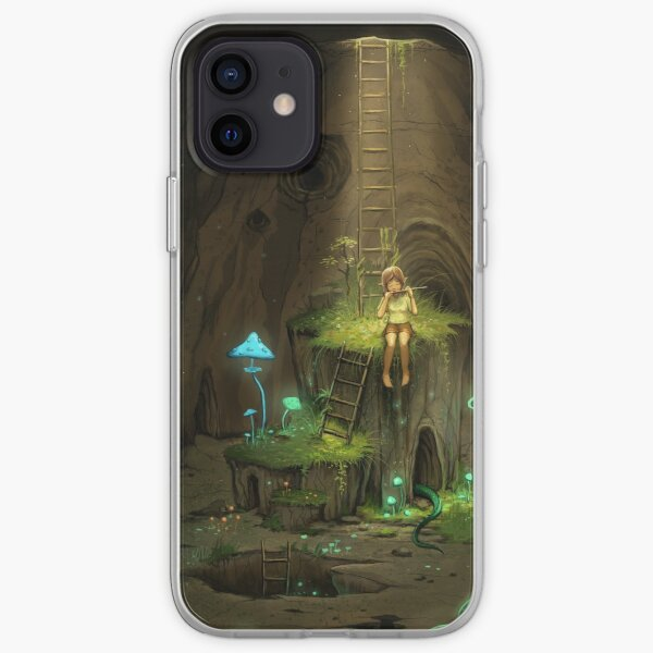 The Lizard's Lullaby iPhone Soft Case