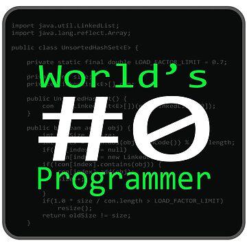 World's #0 Programmer by SpaceLake