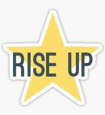 Rise Up - Hamilton Sticker