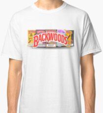 BACKWOODS VINTAGE HIPHOP SHIRT Classic T-Shirt