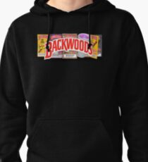 BACKWOODS VINTAGE HIPHOP SHIRT Pullover Hoodie