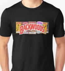 BACKWOODS VINTAGE HIPHOP SHIRT Unisex T-Shirt