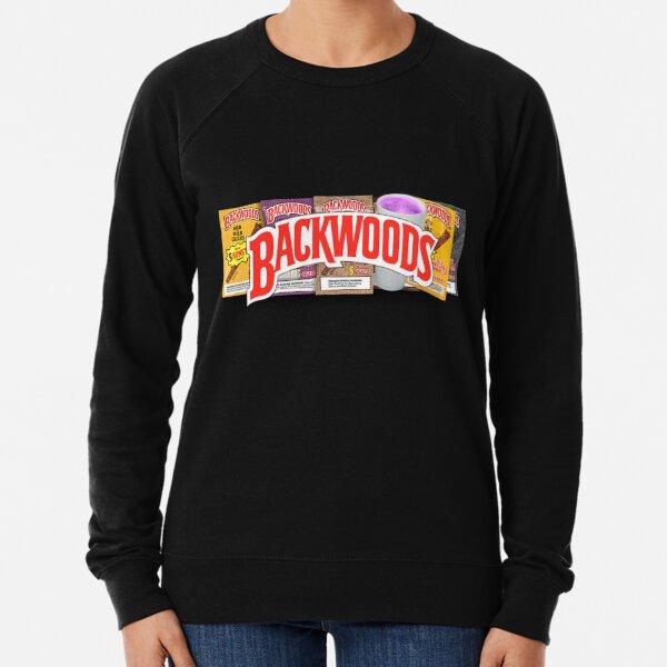 CHEMISE HIPHOP VINTAGE BACKWOODS Sweatshirt léger