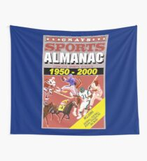 BTTF: Sports Almanac Wall Tapestry