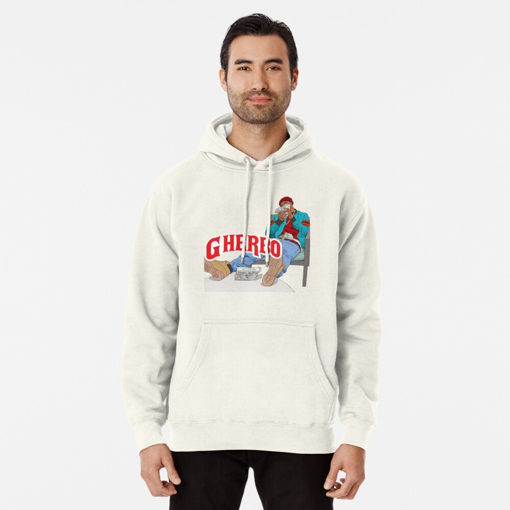 G HERBO YEA I KNOW SHIRT Sudadera con capucha