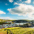 Hope Cove by vivsworld