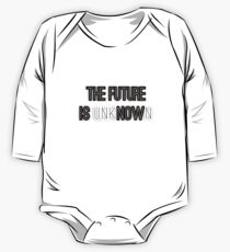 The future is unknown One Piece - Long Sleeve
