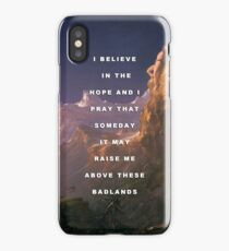Prometheus Bound to the Badlands iPhone Case/Skin