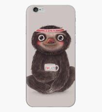 Sloth I♥lazy iPhone Case