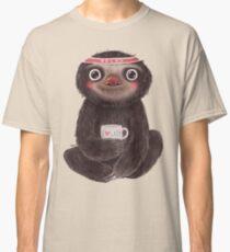 Sloth I♥lazy Classic T-Shirt