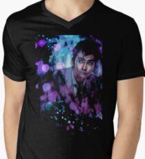 The Tenth Doctor Men's V-Neck T-Shirt
