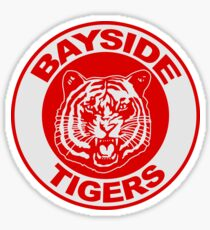 Saved by the bell: Bayside Tigers Sticker