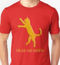 Game of Thrones - Lannister (CAT ver.) T-Shirt