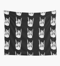 Skelett Rocker Hand Wandbehang