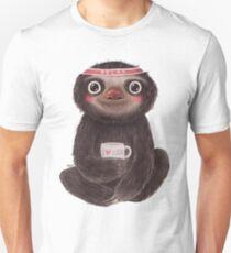 Sloth I♥yoga Unisex T-Shirt