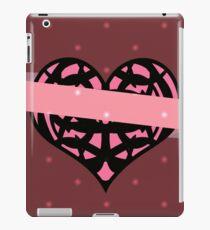 Heart and Ribbon iPad Case/Skin