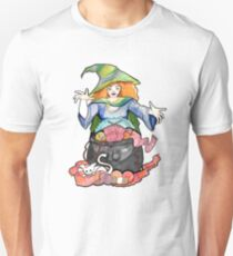 Knitting Witch  Unisex T-Shirt