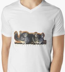 Chinchillas on the Piano T-Shirt