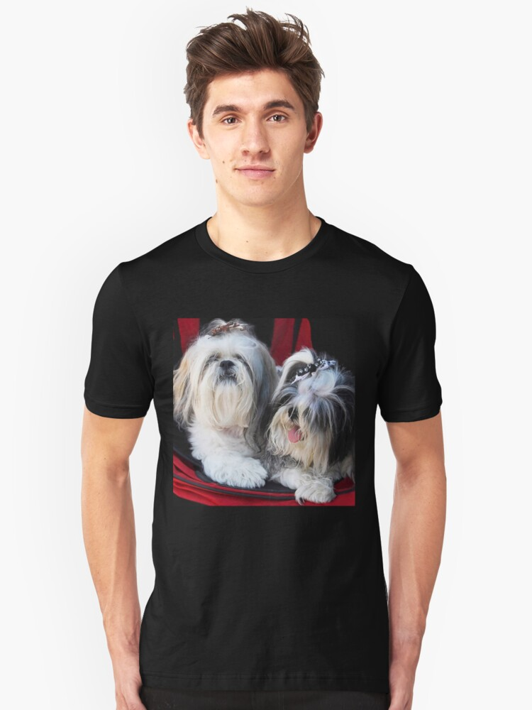 Two Cute!! Unisex T-Shirt Front