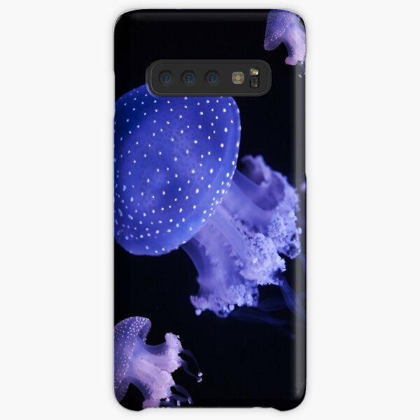 Australian spotted jellyfish Samsung Galaxy Snap Case