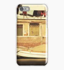 Venice Life - Fondamenta Briati iPhone Case/Skin