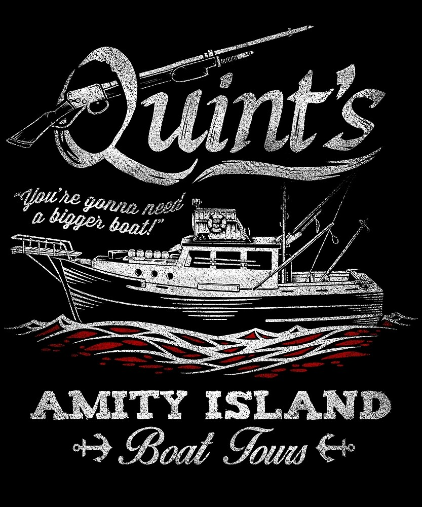 Quint's Boat Tours by CoDdesigns