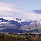 First Snows, Strathearn by Tim Haynes