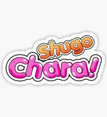 Shugo Chara! Sticker
