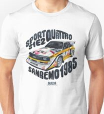Group B rally Unisex T-Shirt