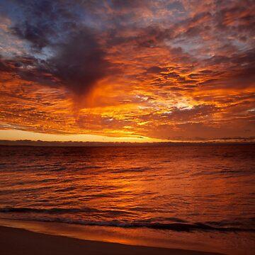 Australian Sunset by Kilbracken