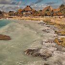 Costa Maya - Paradise!  by John  Kapusta