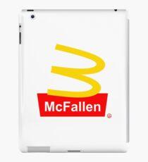 McFallen iPad Case/Skin