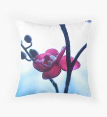 Forgotten Flower Throw Pillow