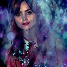 Clara Oswald by David Atkinson