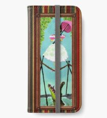 Tightrope Girl iPhone Wallet/Case/Skin