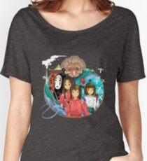 Spirited Away Women's Relaxed Fit T-Shirt
