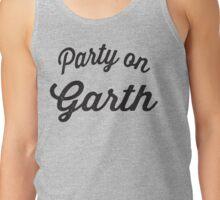 Party On Garth | Waynes World Best Friends Tees 1/2 Tank Top