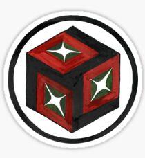 Antahkarana, ancient reiki healing symbol Sticker