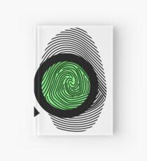 Fingerprint Hardcover Journal