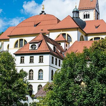 St. Mang's Abbey - Fussen - Germany - Bavaria by ultimateplaces