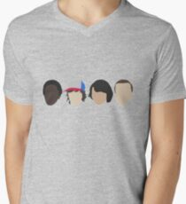 Stranger Things Men's V-Neck T-Shirt